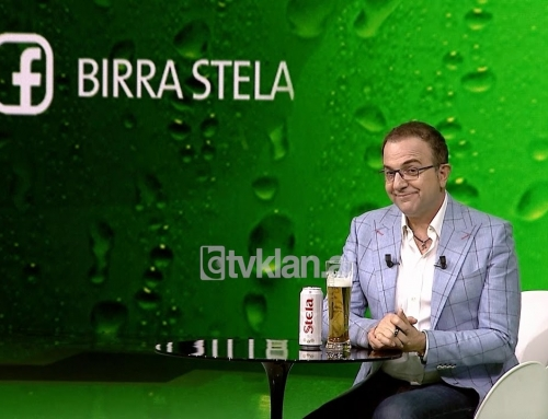 Featured on 'E diela shqiptare' – 9 June 2019