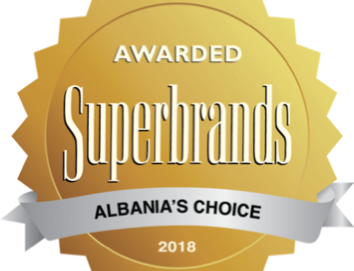 Winner of Superbrands 2018