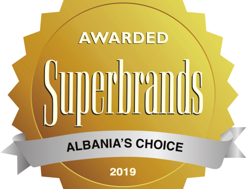 Winner of Superbrands 2019
